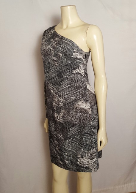 W118 by Walter Baker One Shoulder Size Small Dress Image 2