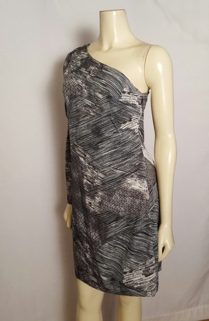 W118 by Walter Baker One Shoulder Size Small Dress Image 3