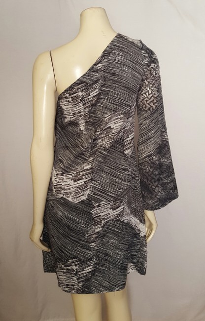 W118 by Walter Baker One Shoulder Size Small Dress Image 6