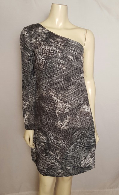 W118 by Walter Baker One Shoulder Size Small Dress Image 7