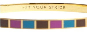 Kate Spade Kate Spade HIt Your Stride Bangle Bracelet NWT Perfect for Stacking or Modern Minimalist Chic!