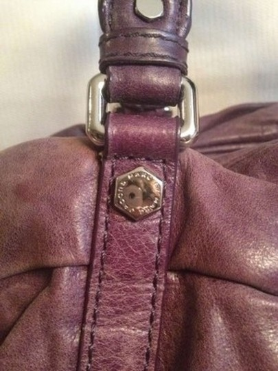 Marc by Marc Jacobs Satchel in EGGPLANT