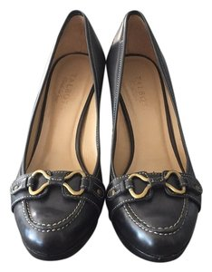 Talbots Black Platforms