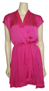 Vertigo Magenta Size Medium Dress