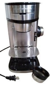 Hamilton Beach Hamilton Beach single serving coffee maker