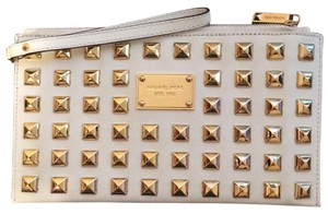 MICHAEL Michael Kors Wristlet in White