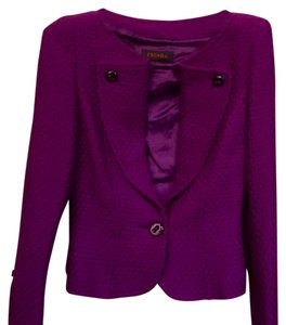Escada Purple Jacket