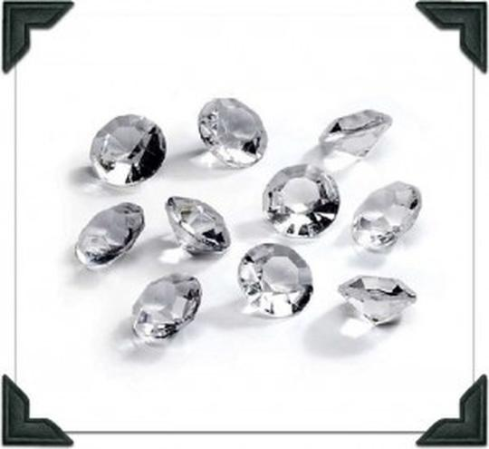 Preload https://item5.tradesy.com/images/clear-300-diamond-scatter-pieces-144149-0-0.jpg?width=440&height=440