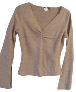 Vixen Soft Sexy Comfy Bell Sleave V Sweater