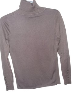 Harve Benard Detailing Button Designer Small Long Sleeve Sweater