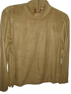 Other Mustard Trendy Stylish 70s Top gold