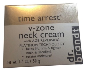 Dr Brandt Dr Brandt time arrest v-zone neck cream platinum 1.7 fl.oz