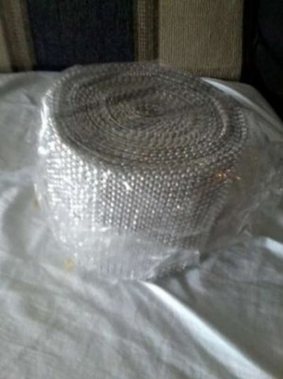 Silver Rhinestone Rolls For and Centerpieces New Reception Decoration