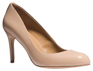 Coach Classic Rosey Blush Pumps