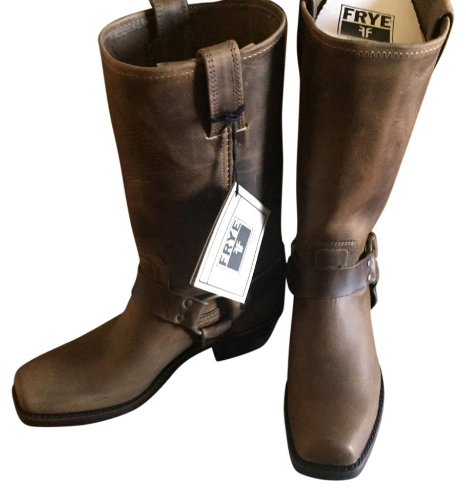 Frye Tan Boots/Booties 77300 / Harness 12r Boots/Booties Tan f54eb6