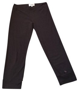 Abercrombie & Fitch Brown Leggings
