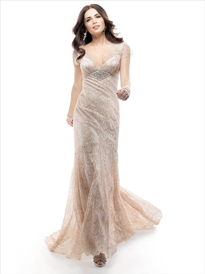 Maggie sottero madrid wedding dress on sale 26 off for Maggie sottero wedding dress sale