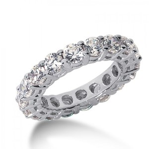 Avital & Co Jewelry 2.00 Carat Ladies 14-k White Gold Diamond Eternity Band