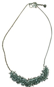 Aerie Silver Holiday Necklace