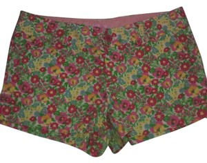Lilly Pulitzer Mini/Short Shorts Floral