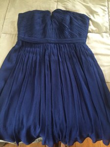 J.Crew Dark Cove (navy) J.Crew Nadia Bridesmaid Dress Dress