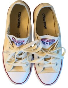 Converse Sneakers Ivory Athletic