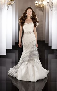 Martina Liana 447 Wedding Dress