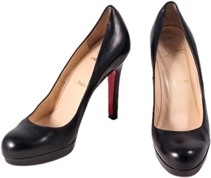 Christian Louboutin Pump Black Platforms