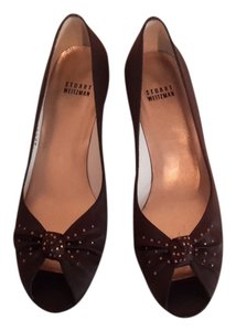 Stuart Weitzman Brown Formal
