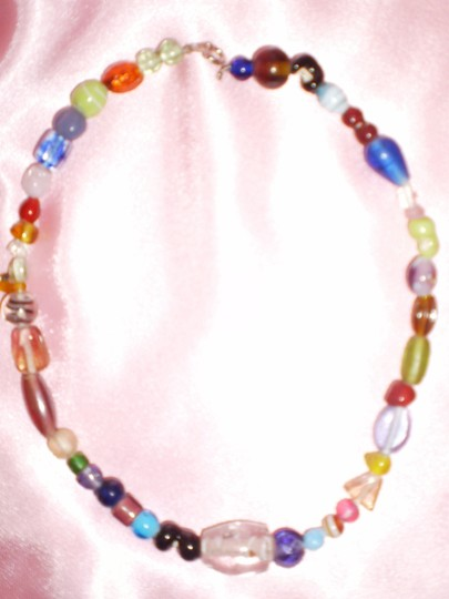 Other Multi-color Beads Necklace