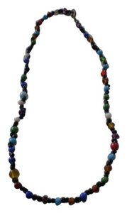 Unknown Colorful bead necklace