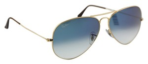 Ray-Ban Ray Ban Aviator Large Gold Sunglasses - RB3025