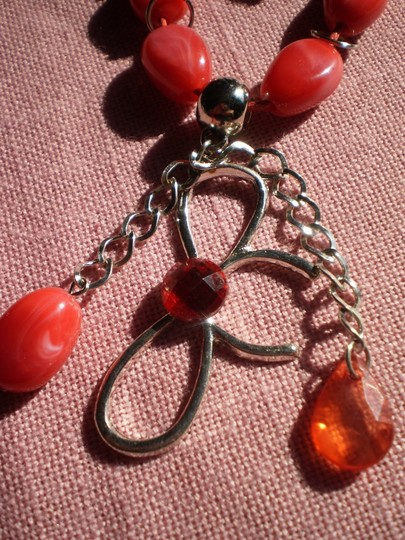 Icay import Necklace w/matching earrings