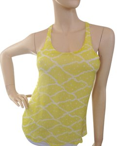 Melissa Lauren Top Yellow