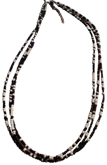 Other Triple strand seed bead necklace
