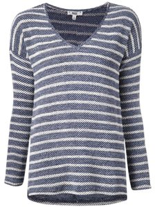 Paige Denim Striped Knit Sweater