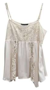 American Eagle Outfitters Top eggshell