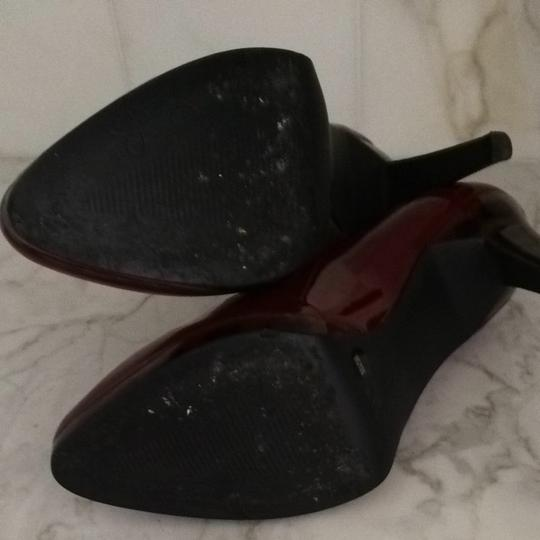 Jessica Simpson Ruby Red Pumps
