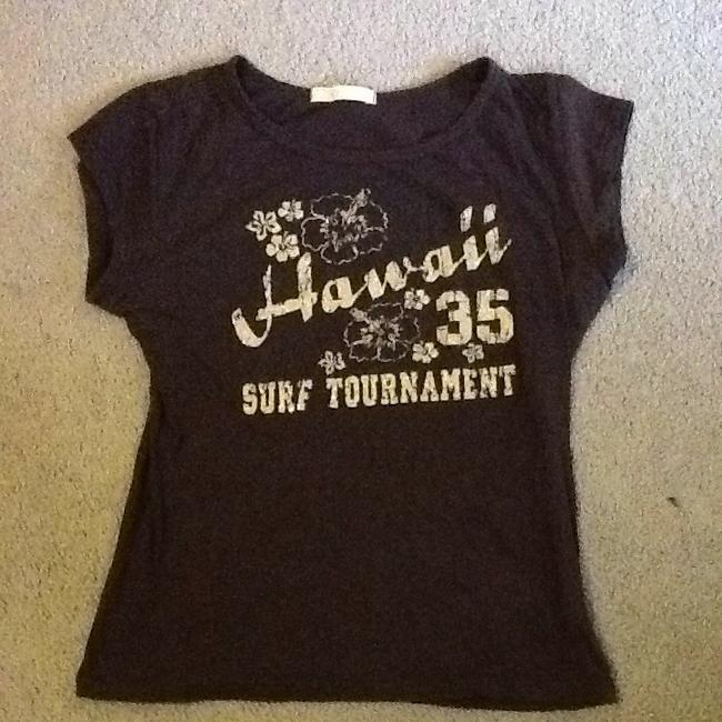 Forever 21 T Shirt Brown