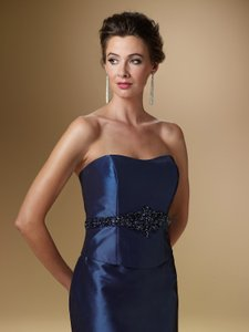 Rina DiMontella Royal Blue 1642 (mom-5) Dress
