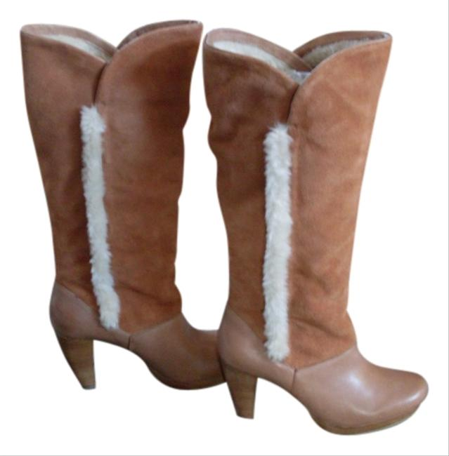 Item - Brown Boots/Booties Size US 9 Regular (M, B)