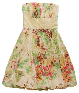 Plenty by Tracy Reese Bubble Hem Floral Dress