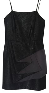 BCBGeneration Strapless Metallic Bcbg Max Azria Dress