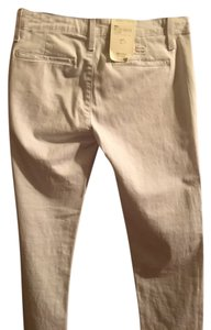 AG Adriano Goldschmied Supply Crop Skinny Jeans-Light Wash