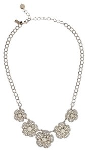 Kate Spade Kate Spade encrusted petals graduated necklace: MSRP $248