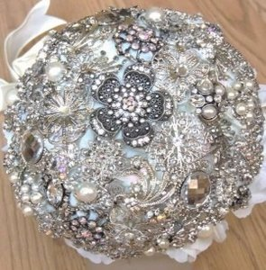 Any Color Made To Order Bouquet Brooch/Pin