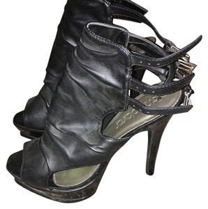 Shi by JOURNEYS Stiletto Heels Black Pumps