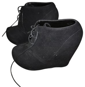 Brinley Co. Bootie Black Boots