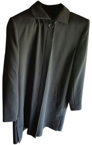 Nordstrom Polyester Machine Washable Lightweight Warm Lining Like New Trench Coat