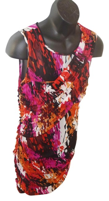 Bisou Bisou by Michele Bohbo Above Knee Evening Cute Dress
